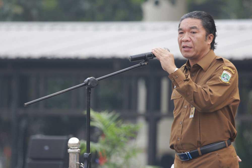 Kepala BKD Benarkan Al Muktabar Mundur dari Sekda Provinsi Banten