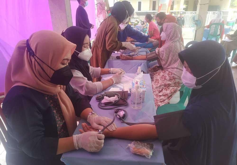 Peringati 1 Muharam 1443 H, Fraksi PKB Kabupaten Tangerang Gelar Vaksinasi dan Semarak Anak Yatim