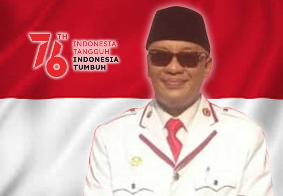 Peringati HUT RI Ke-76, Tokoh BPK 45: Bangsa Indonesia Tidak Akan Pernah Menyerah Melawan Covid-19