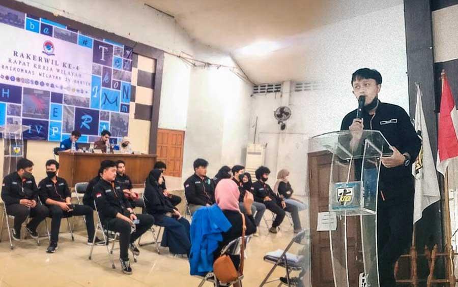 Permikomas VI Banten Menggelar Rapat Kerja Wilayah dan Pelantikan Badan Pengurus Wilayah