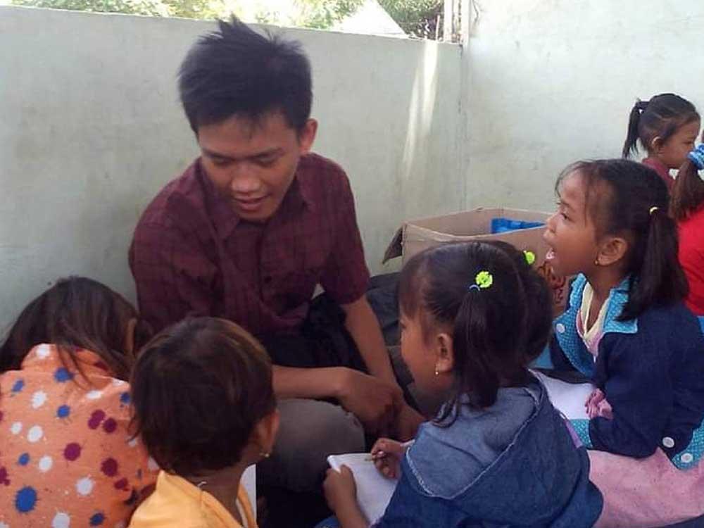 Aktivis Muda Kabupaten Tangerang Pertanyakan Urgensi Relawan Berbayar Ditengah Pandemi Covid 19