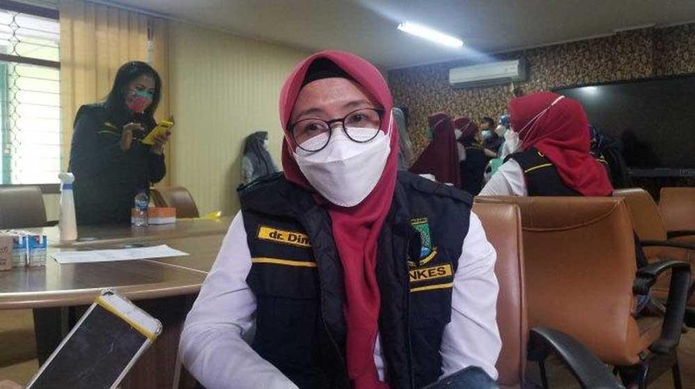Bulan Vaksinasi, Dinkes Kota Tangerang Vaksin di 1.017 RW