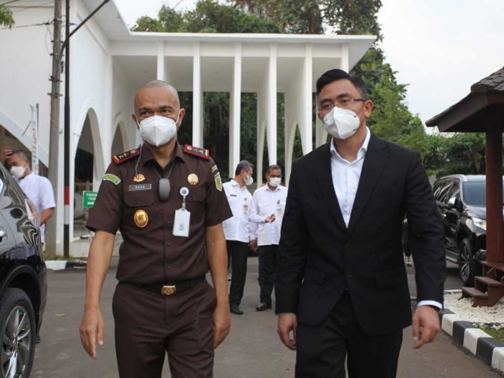 Kejati Banten Luncurkan Aplikasi SILEMPER, Wagub Banten Dorong Jadi Pilot Project untuk Nasional