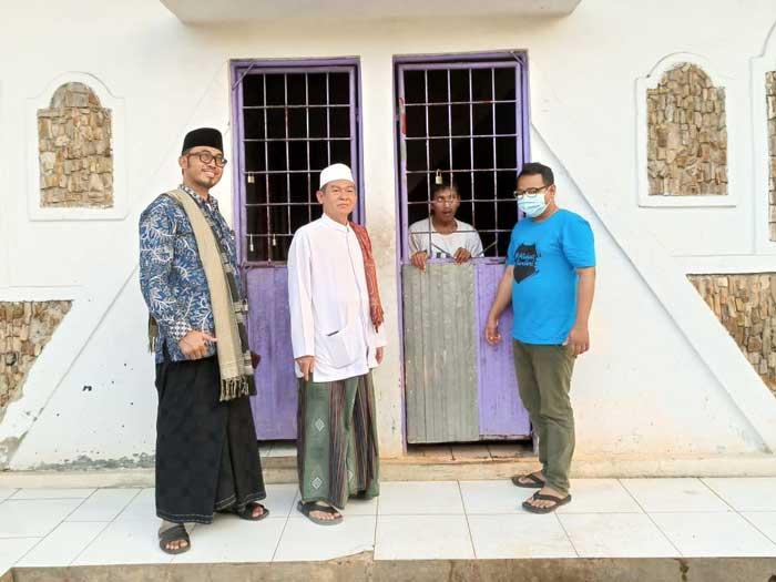 Komunitas Rakyat Memberi Bagi-Bagi Makanan ke Tempat Rehabilitasi Narkoba dan ODGJ di Tangerang