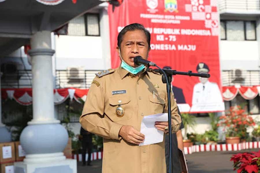 Kota Serang Gelar PTM, 36 SMP Sudah Mulai, Pekan Depan Tingkat SD