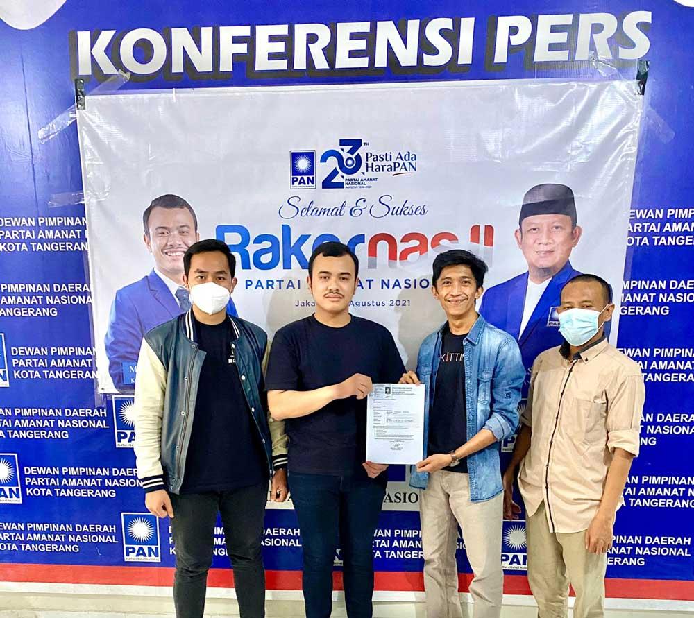Silaturahmi ke Wakil Rakyat, Komunitas Pelajar Kota Tangerang Sampaikan Aspirasi